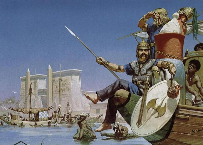 Gauls in Egypt